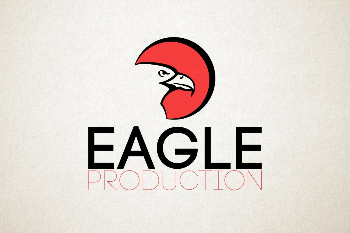 EAGLE vector logo example image 1