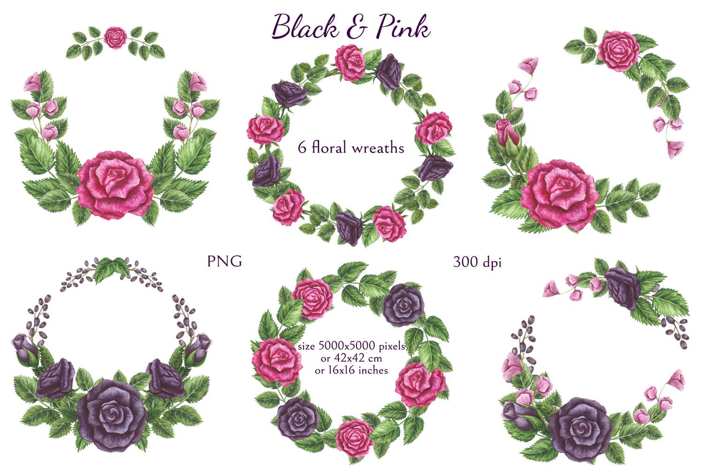 Black & Pink example image 11