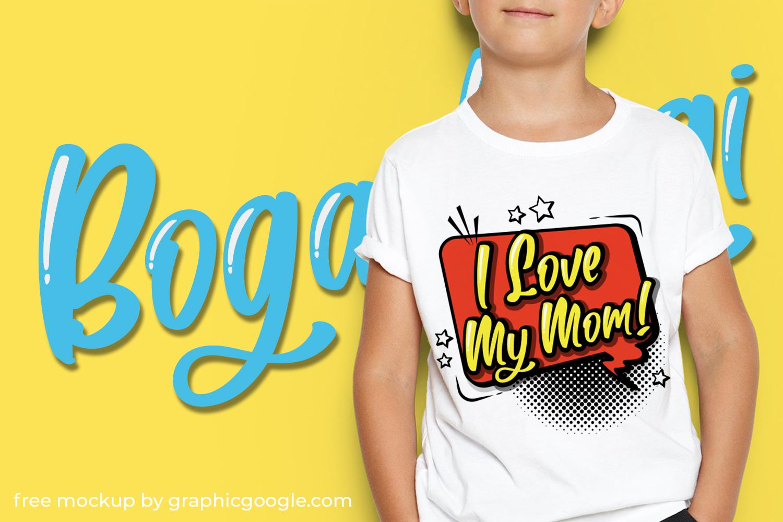 Boga-bogi Layered Font example image 3