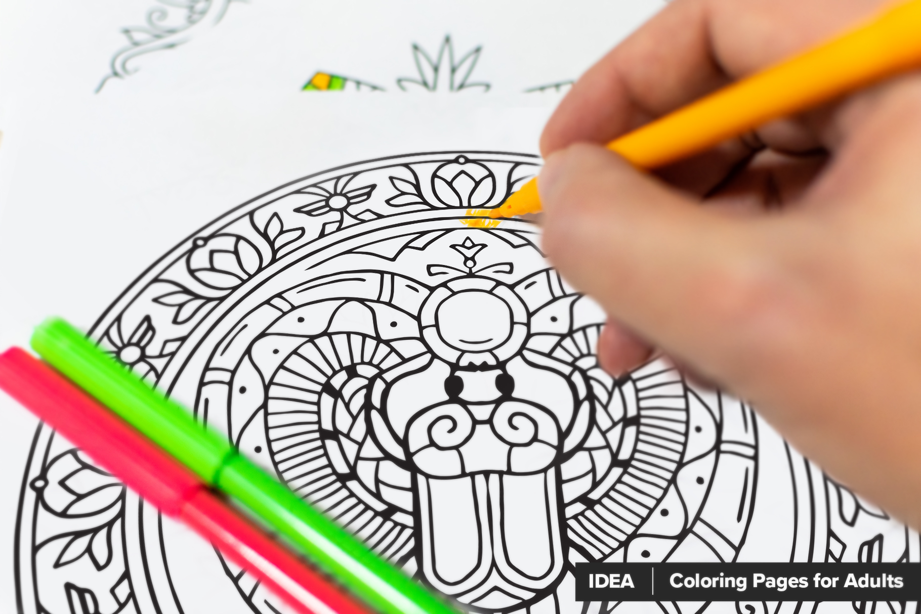 300 Vector Mandala Ornaments example image 30