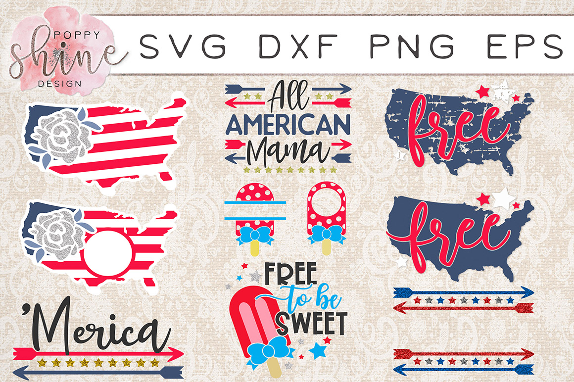 HUGE Holiday Bundle of 78 SVG PNG EPS DXF Cutting Files example image 2
