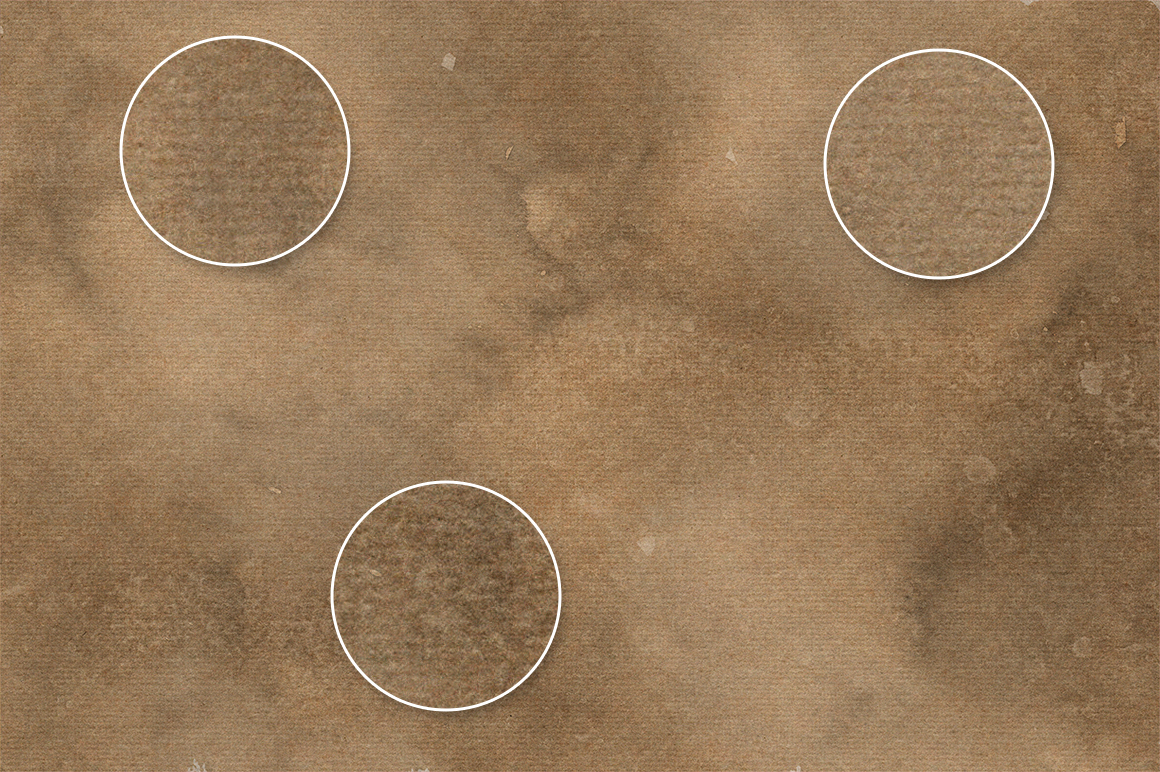 10 Coffee Paper Textures example image 4
