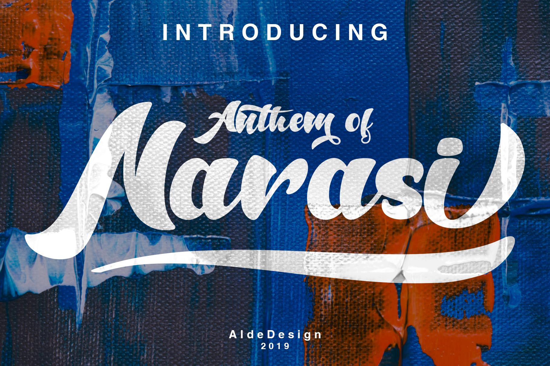 Anthem of Narasi example image 1