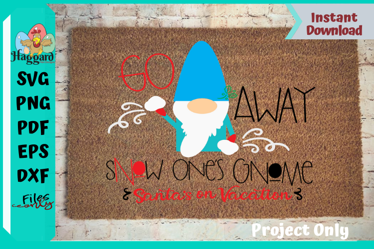Snow Ones Gnome example image 5