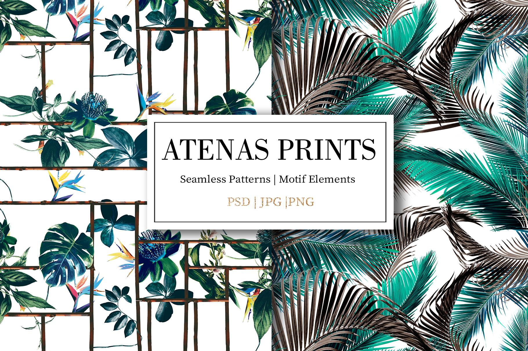 Atenas Patterns example image 1