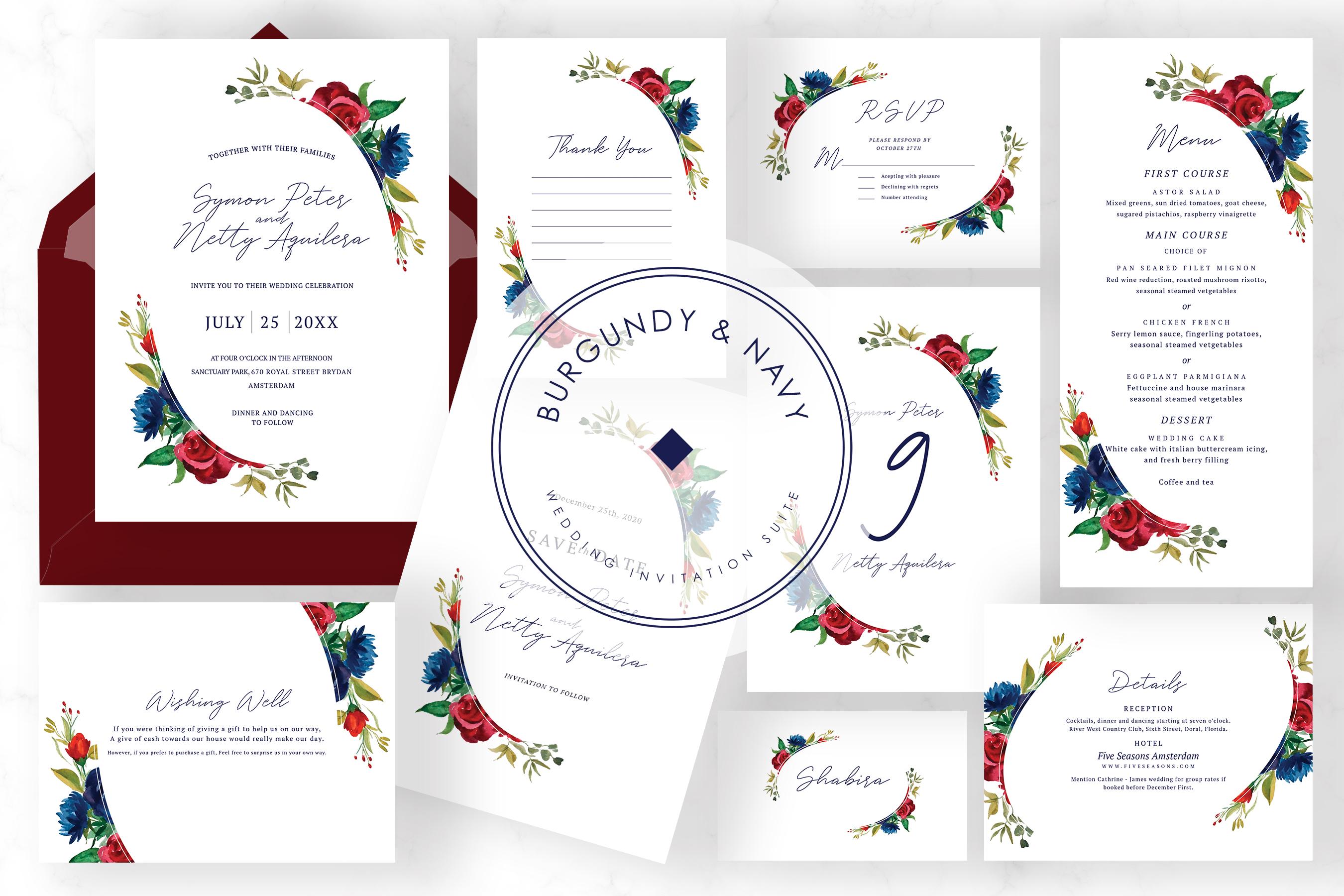8 SET IN 1   Ultimate Wedding Bundle example image 7