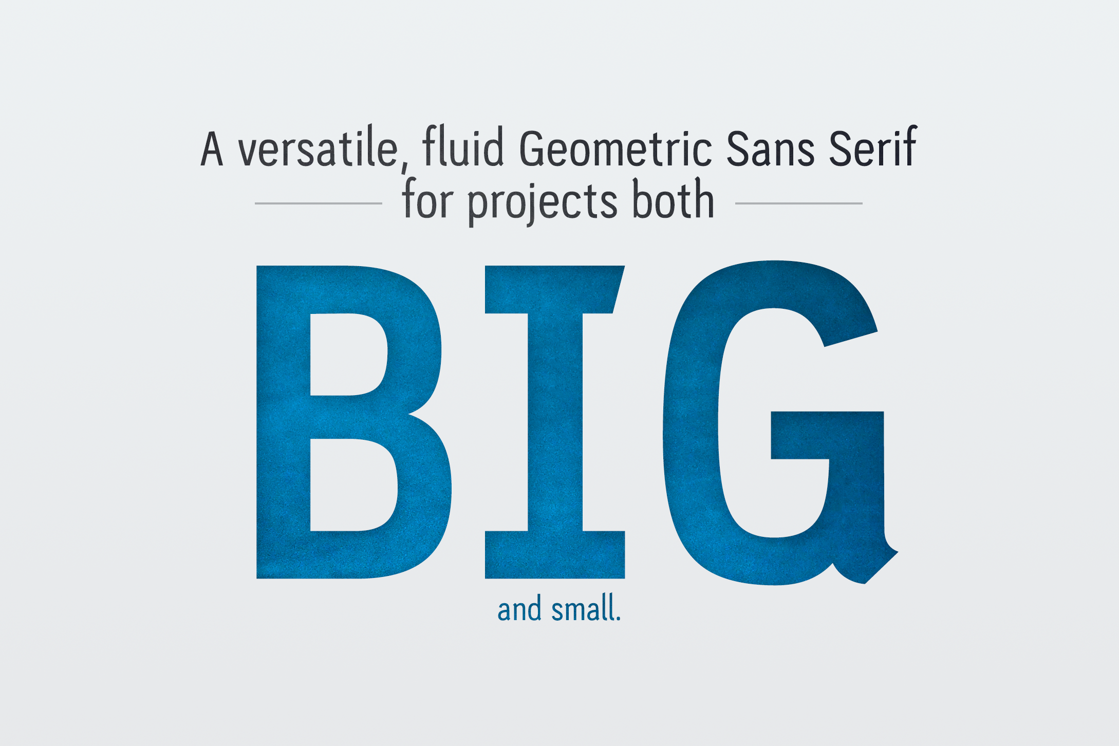 PC Navita Friendly Geometric Font example image 3
