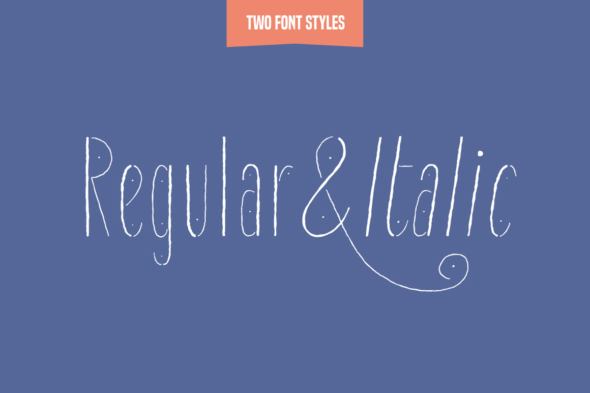 Good Day typeface example image 14