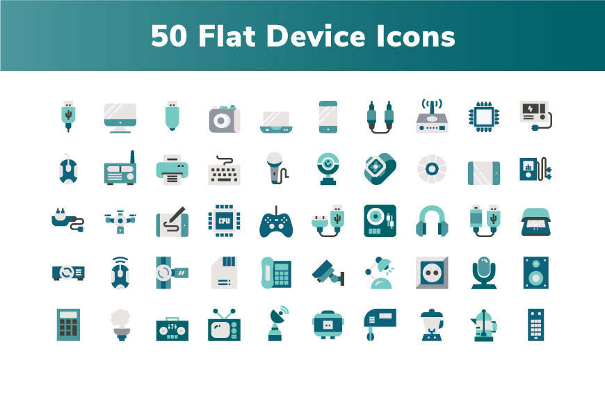 200 Device and Electronic Icon example image 4