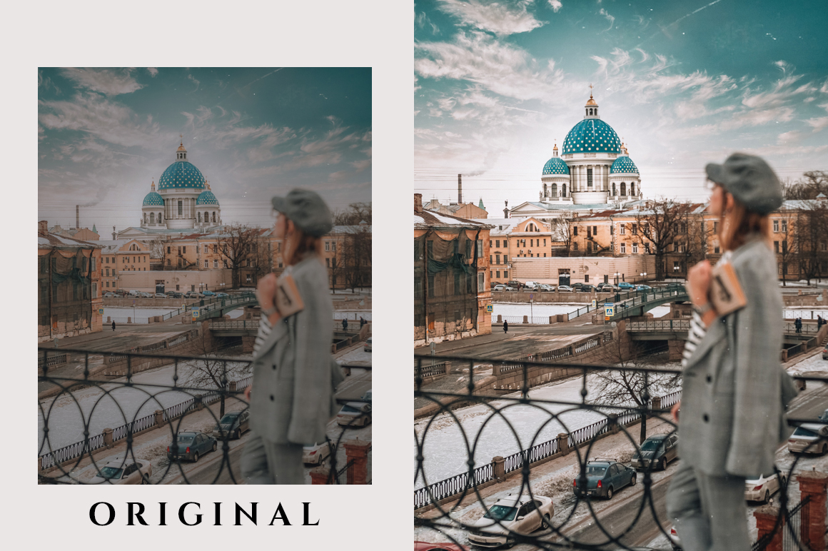 800 Plus Lightroom Mobile Presets Pack example image 11