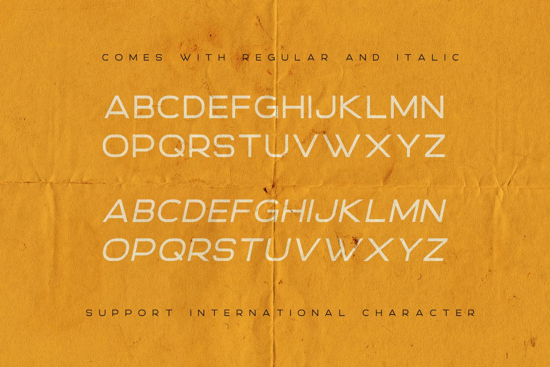Pesaro | A Lifestyle Sans Serif example image 6
