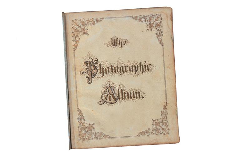 Victorian Era Antique Album Pages Photos Frames - Scrapbook example image 4