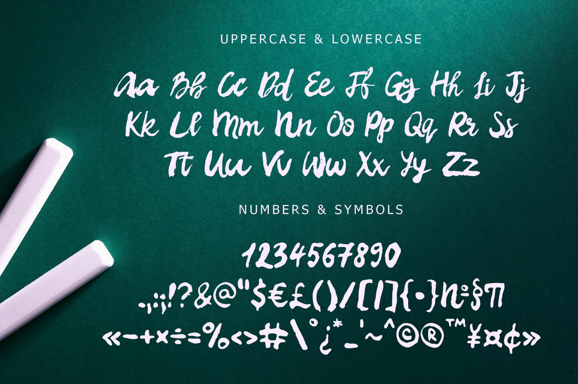 Elvissa Script example image 2