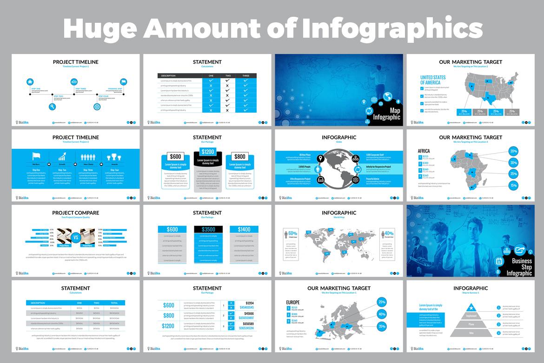 Multipurpose Business Presentation example image 8