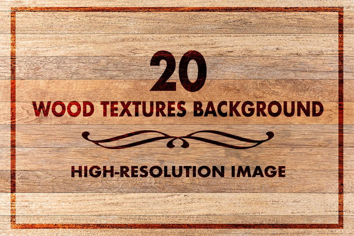 20 Wood Texture Background set 03 example image 1