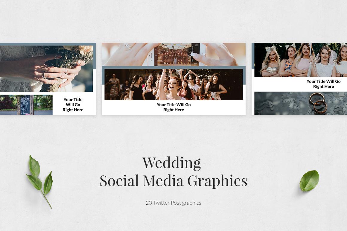 Wedding Twitter Posts example image 2