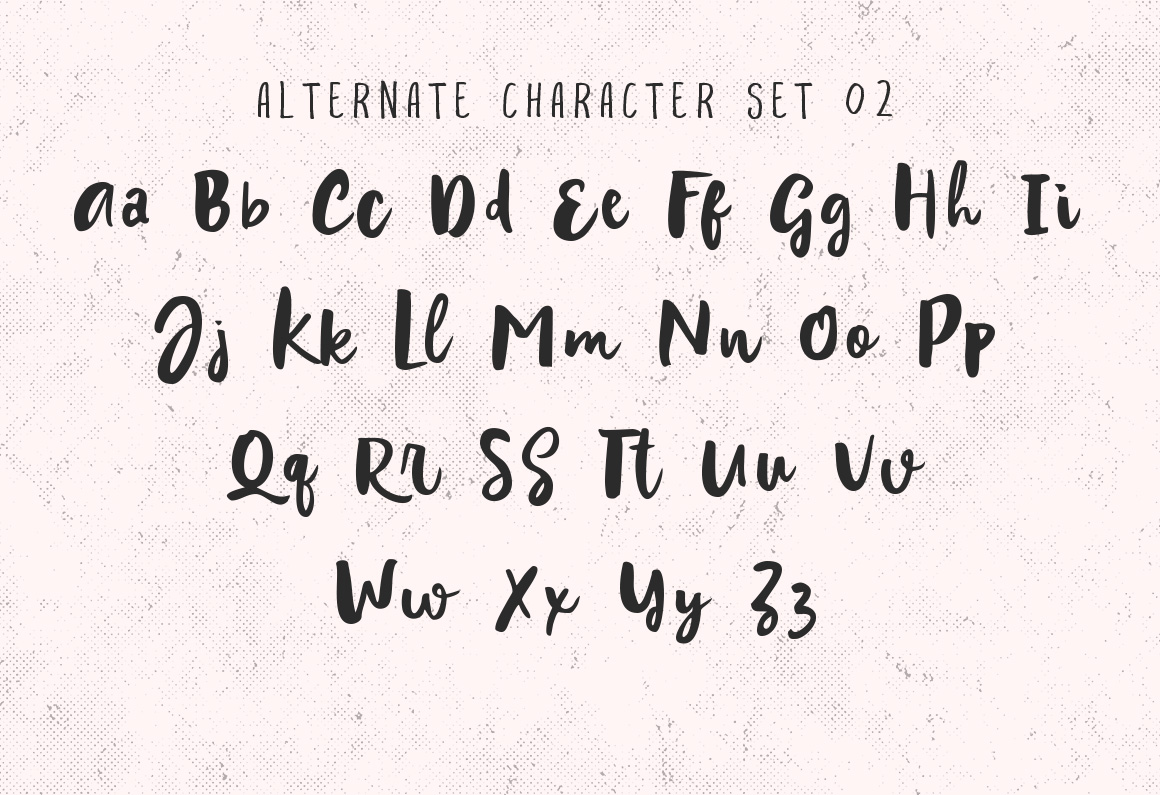 Evertone Font Trio example image 12