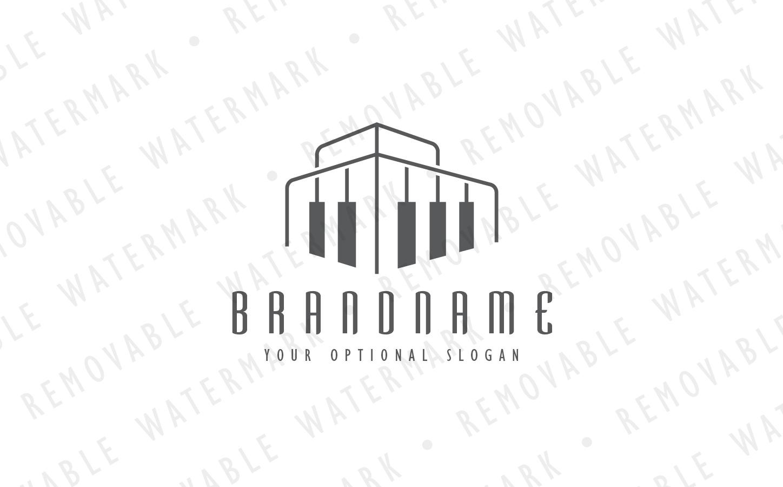 Piano Architecture Logo example image 4