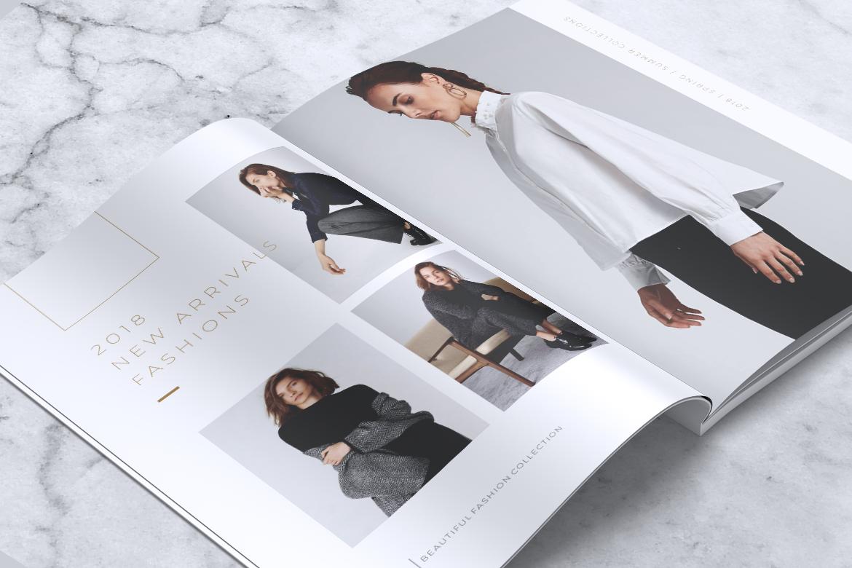 Pakean Minimal Lookbook/Magazine Fashion example image 9