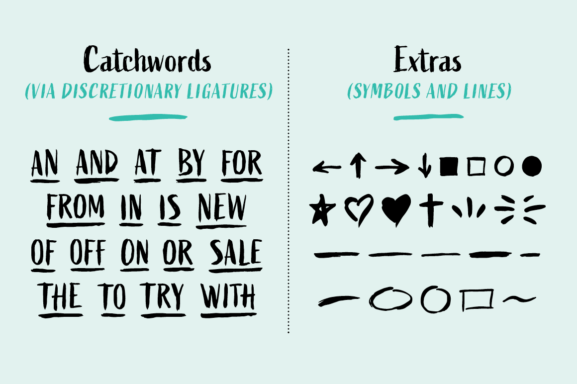 Active Font Family example image 8