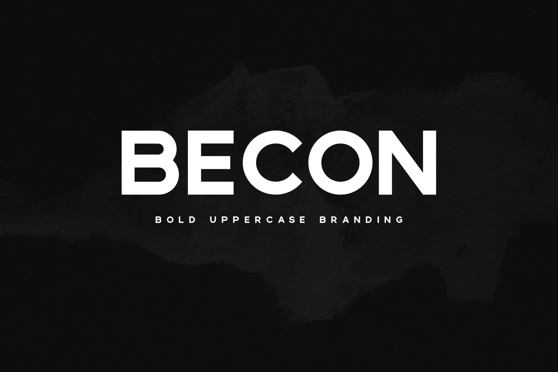 Becon example image 1