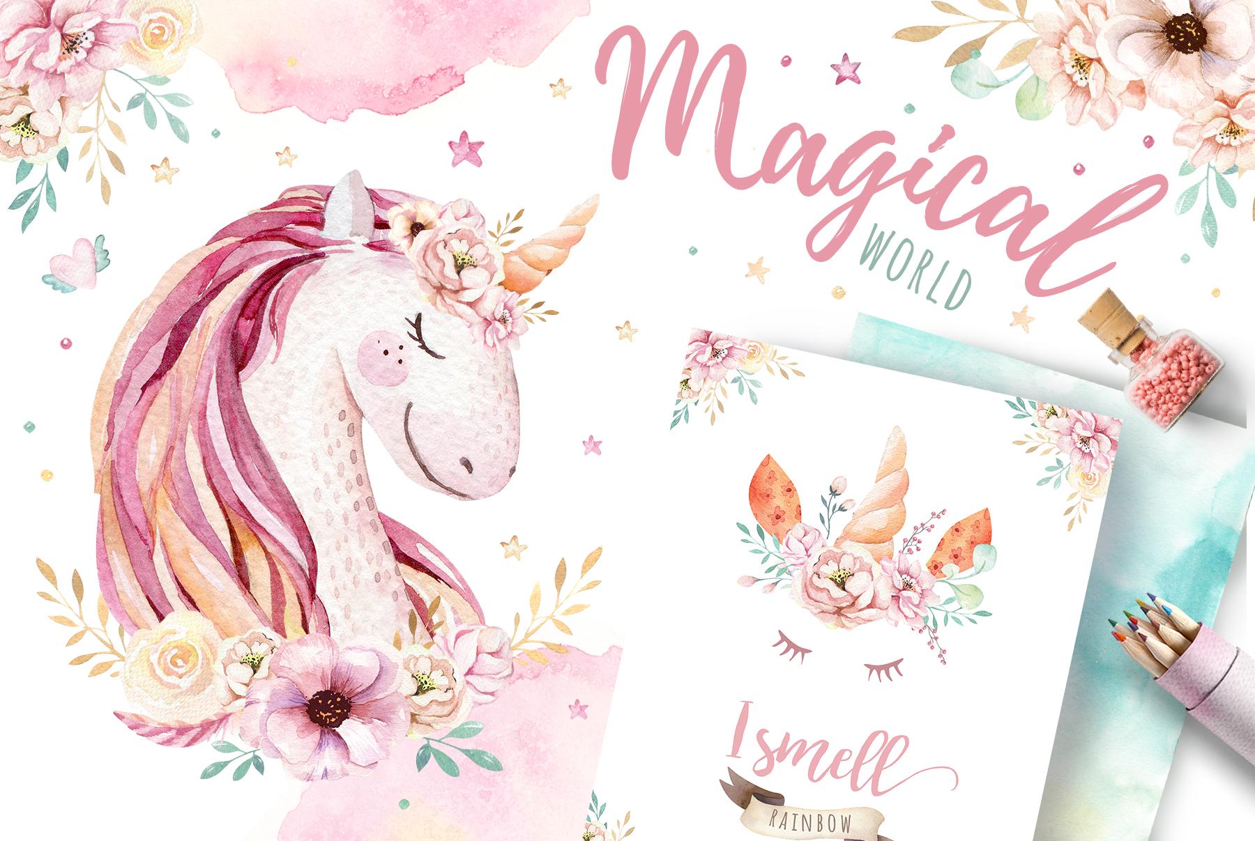 Magical world III example image 1