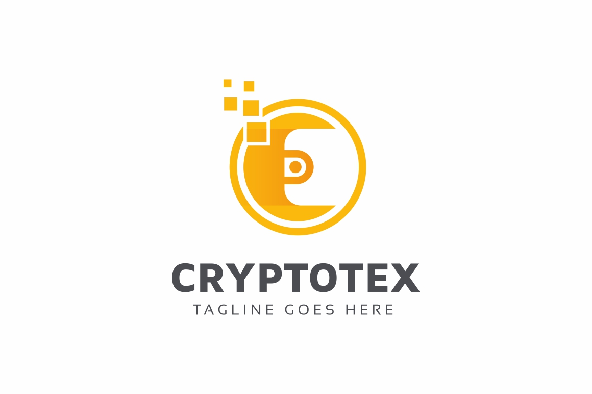 Crypto Currency Logo example image 1