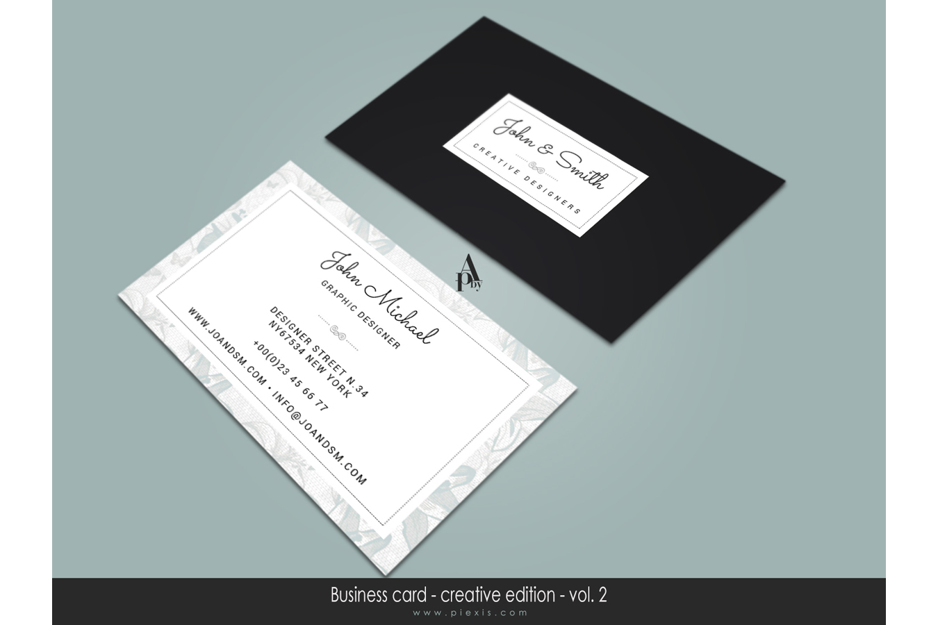 Creative Business Card Vol.2 example image 2