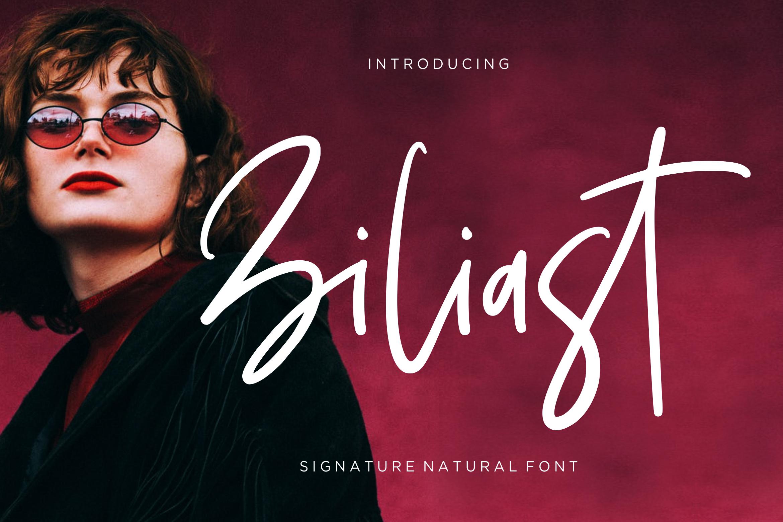 Ziliast Signature Natural example image 1