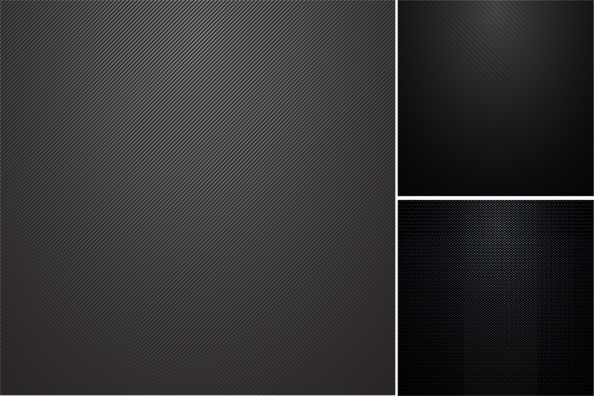 Collection of dark metal textures. example image 4