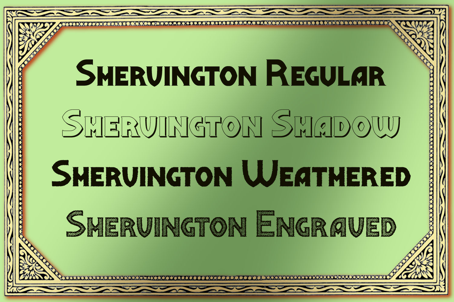 Shervington example image 1