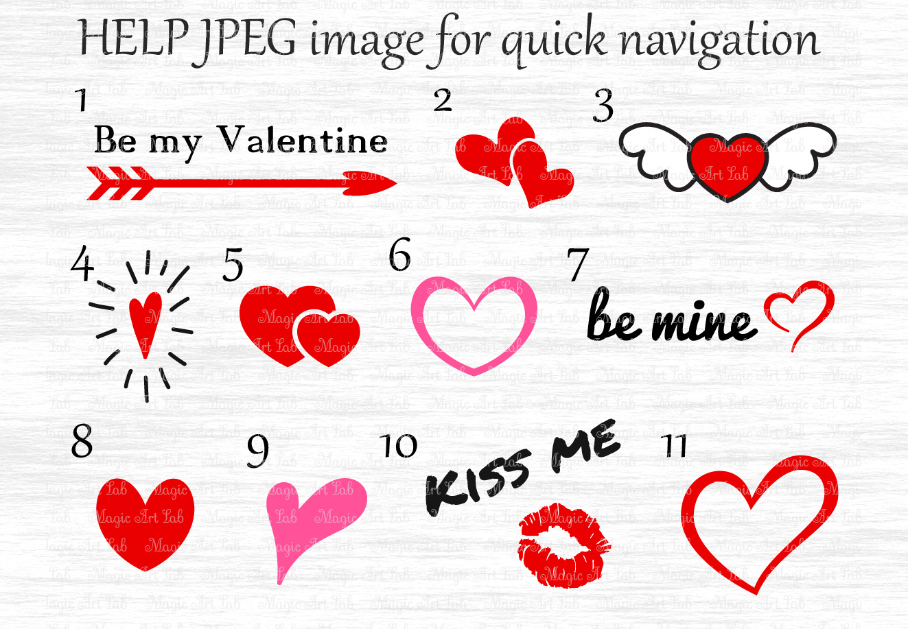 Heart svg, Love svg, Valentine svg, Valentines day svg example image 2