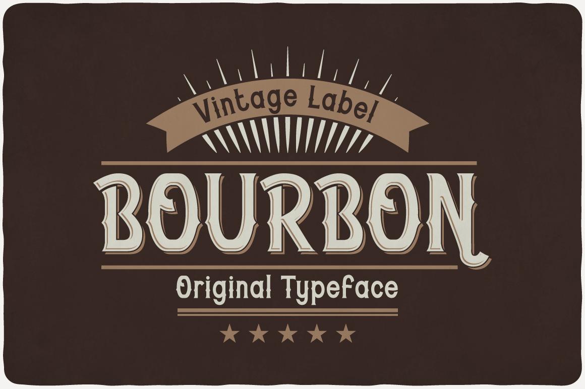 Whiskey Fonts Bundle example image 7