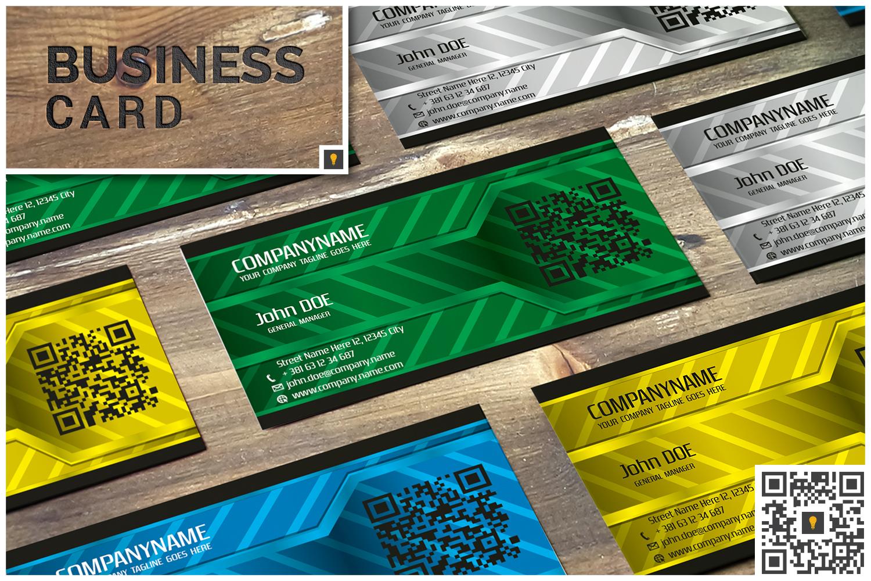 Business Card Bundle 50% SAVINGS example image 8