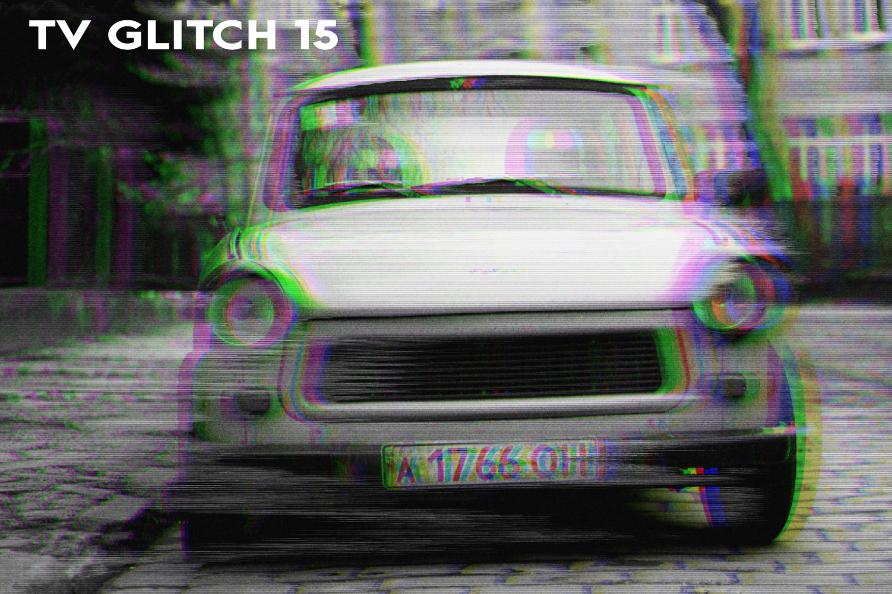 AL's Glitch TV Action Pack Vol. 1 example image 17