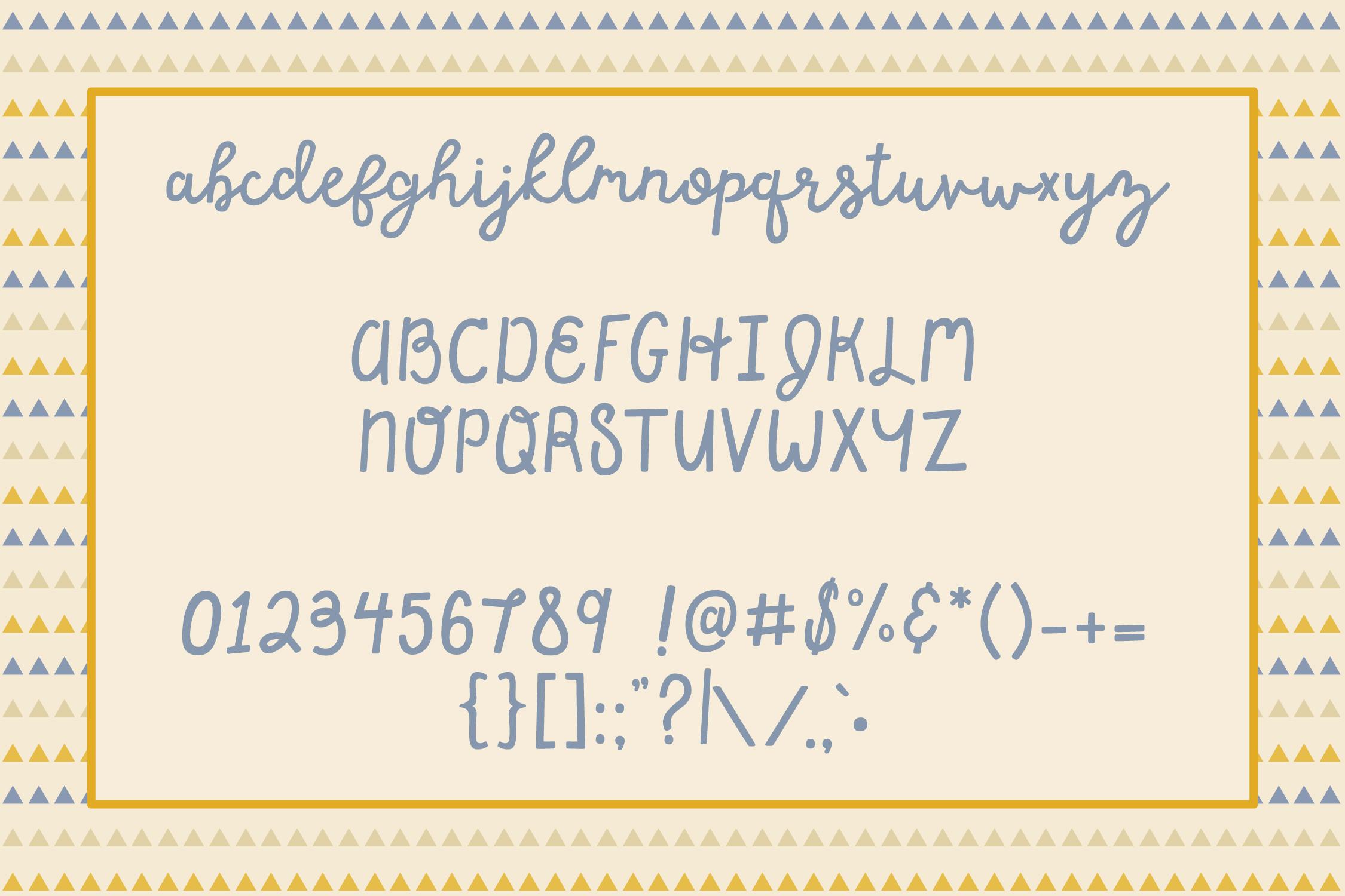 Happy Dance Script Font example image 6