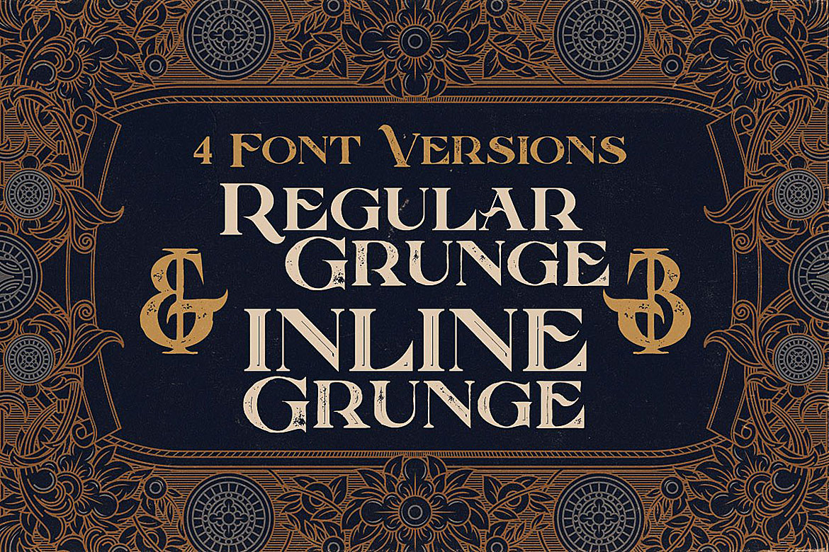Balques Typeface example image 2