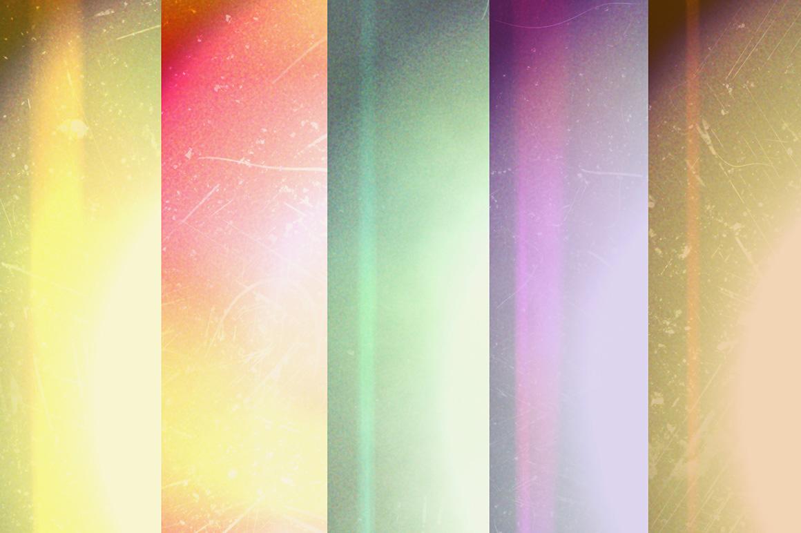 Light leak overlays example image 7