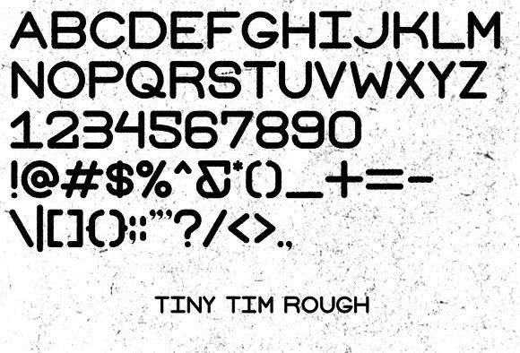 Tiny Tim example image 2