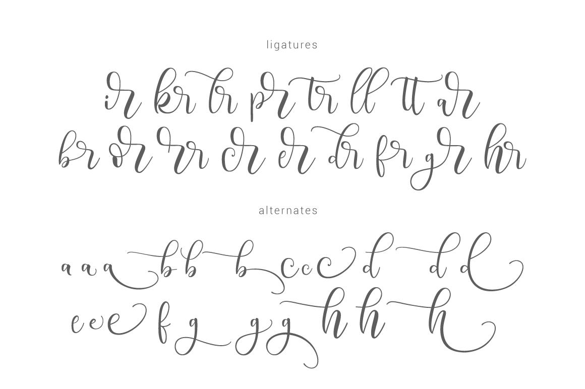 Serangkai Typeface example image 6