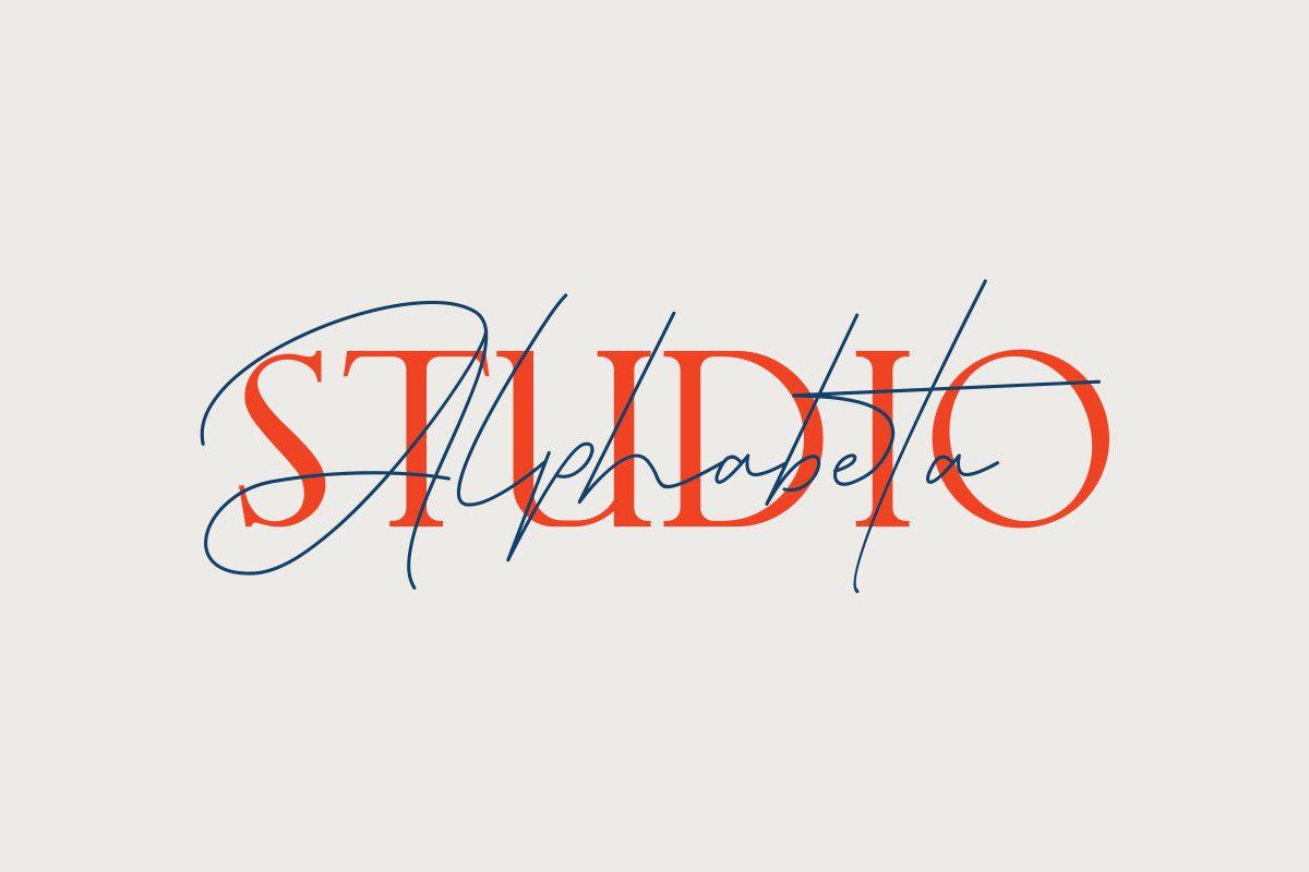 Queenstown // Font Duo Vol.01 example image 8