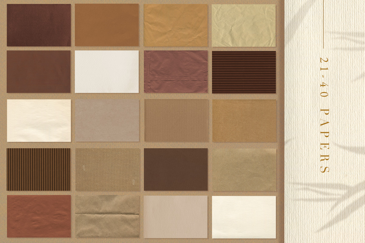 Creamy Paper Collection example image 9