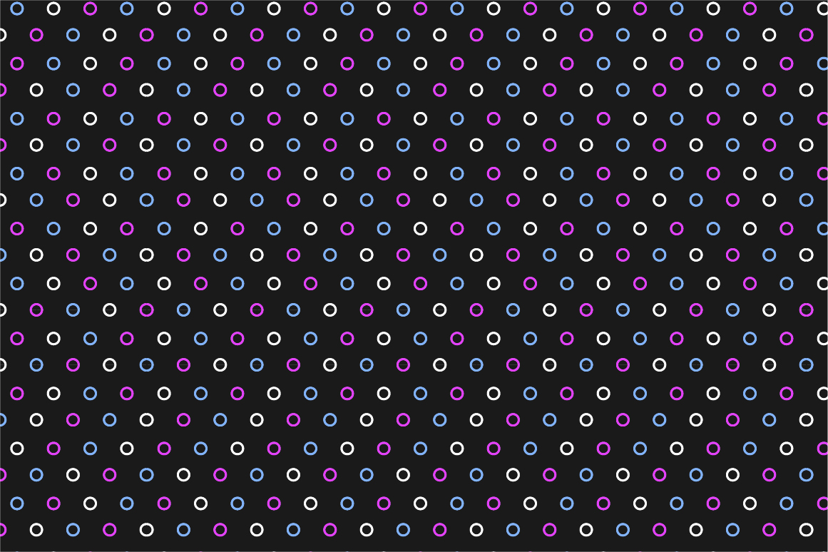 Collection of seamless patterns. example image 14