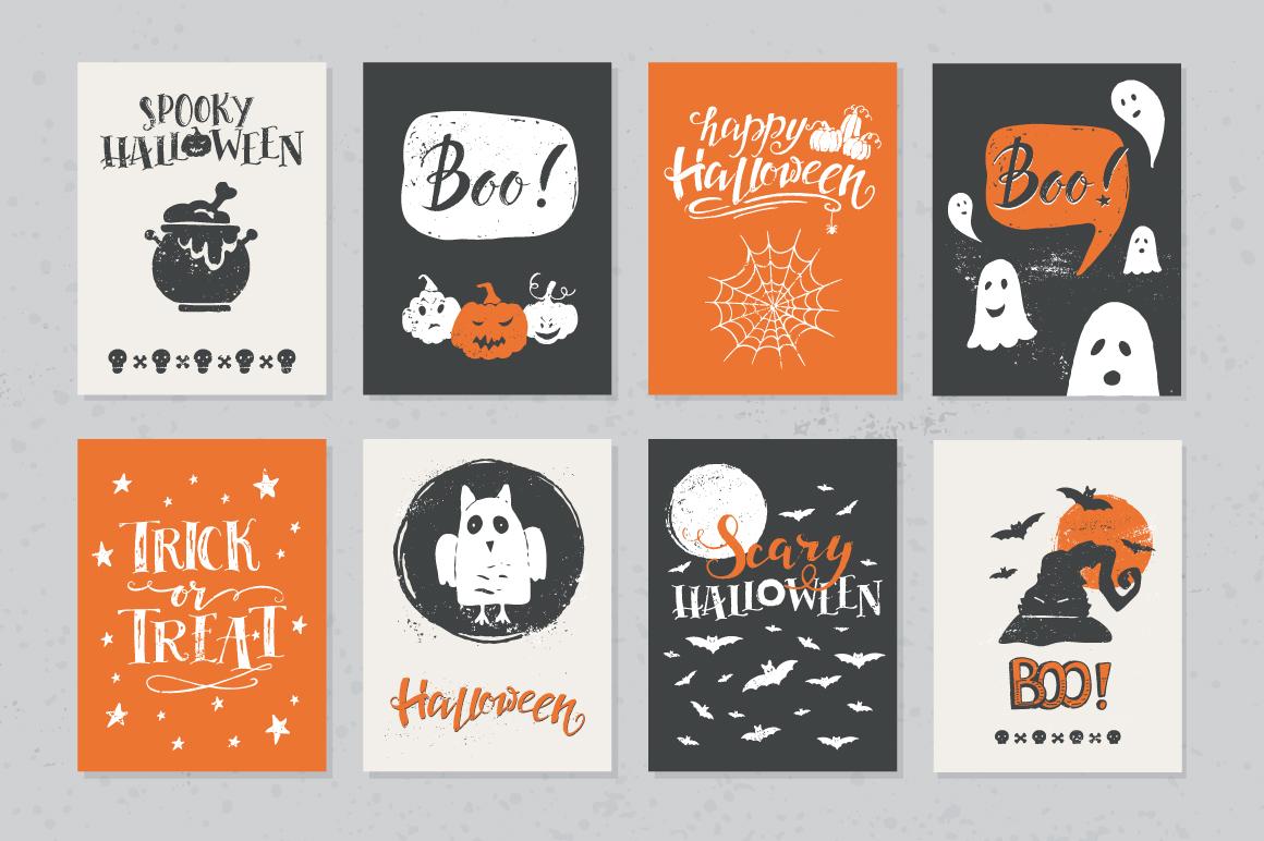 Halloween night Mega Pack! example image 6