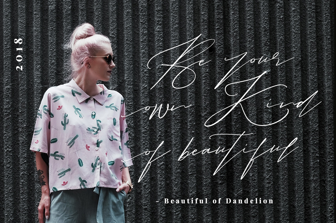 Beauty of Dandelion example image 6