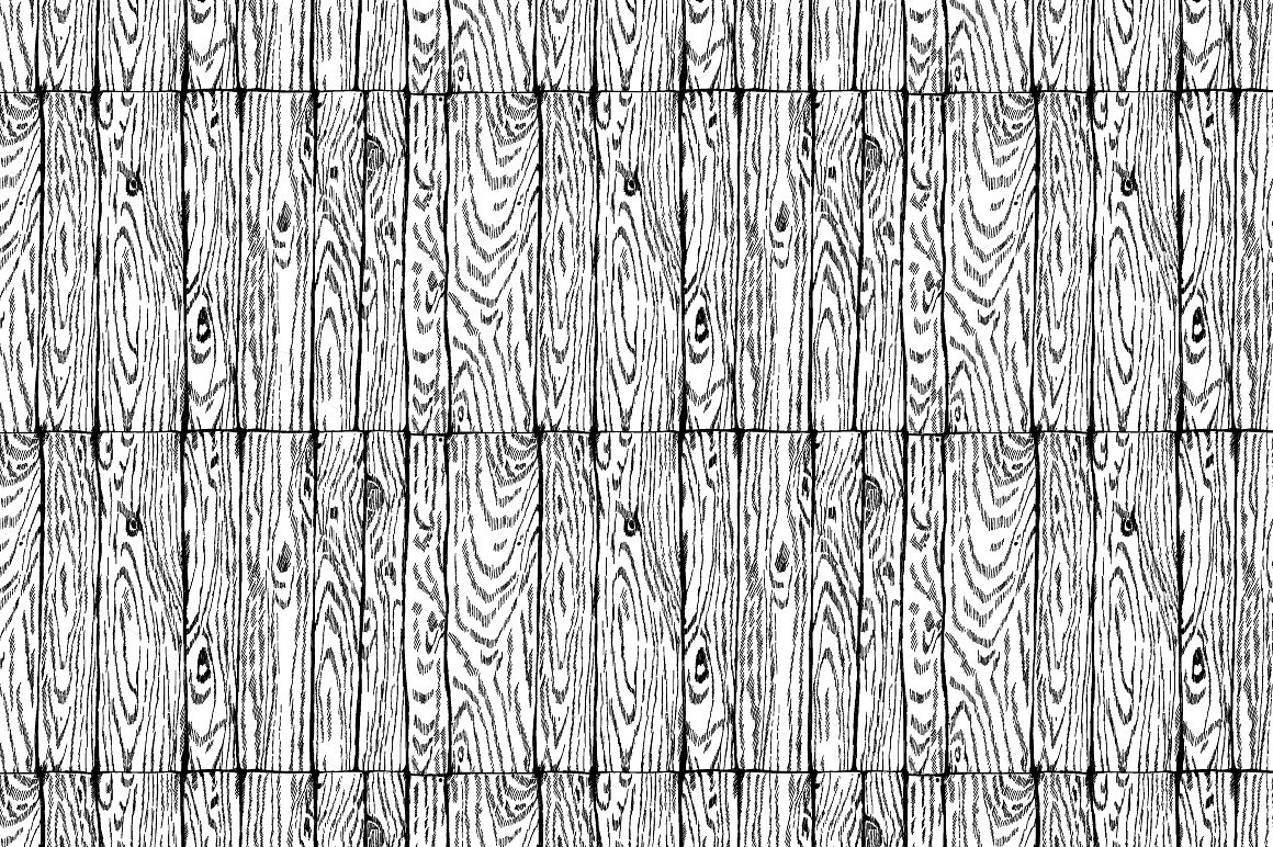 Super Bundle 11 Seamless Patterns example image 12