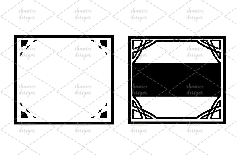 Cardmaking svg bundle example image 4