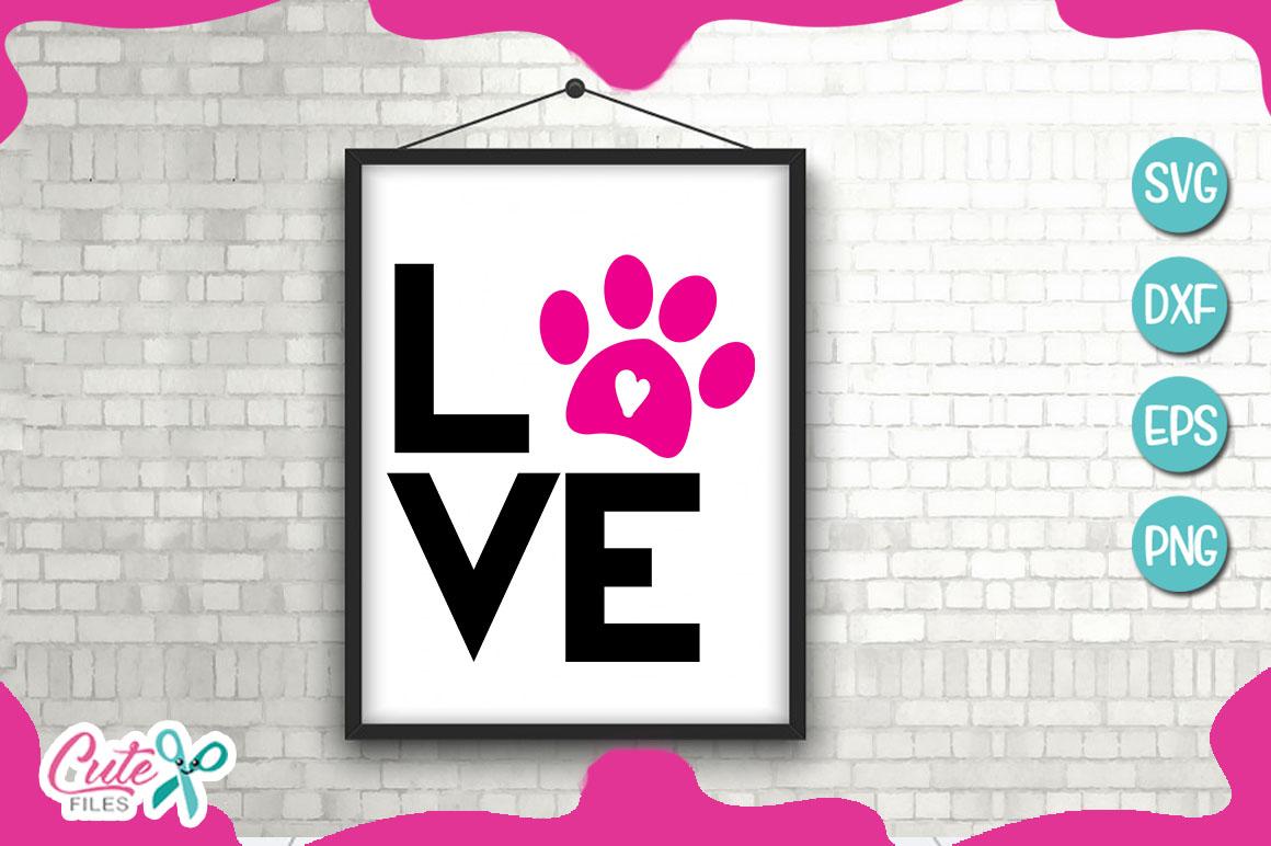 Mom of the dog bundle SVG cut file example image 5