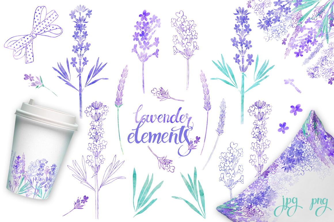 Lavender. example image 3