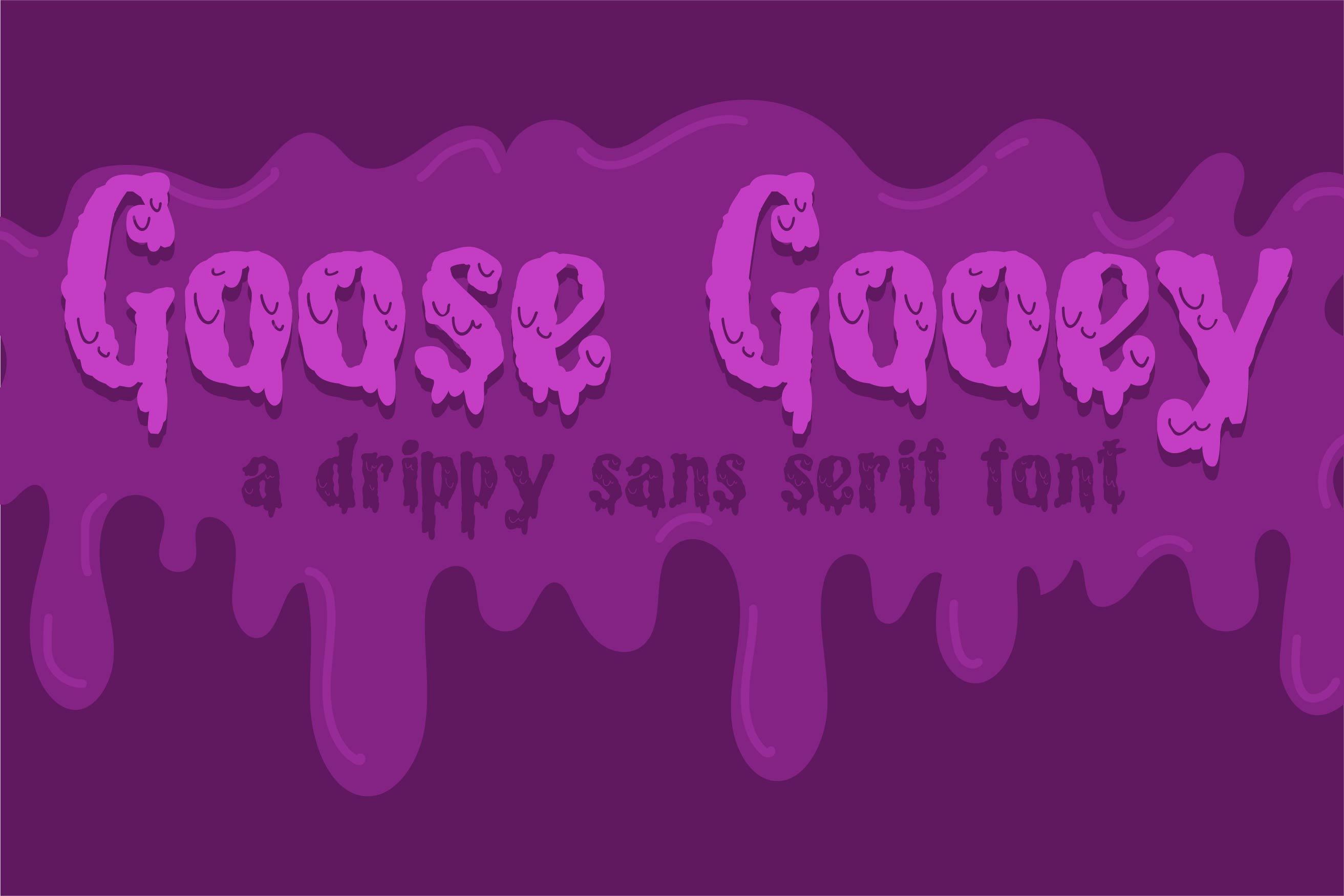 PN Goose Gooey example image 1